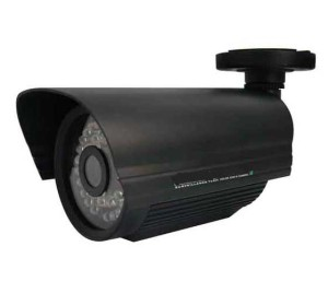 80IR 520TVL Color Camera 2.8-11mm Lens
