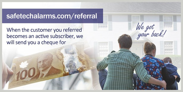 Safetech Referral