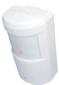 PIR MOTION DETECTOR CAMERA 3.6MM 420TVL