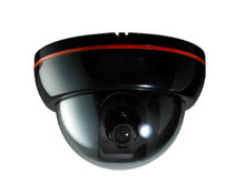 Monalisa Color D/N 600TVL Indoor Dome 3.8mm
