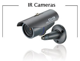 IR security cameras