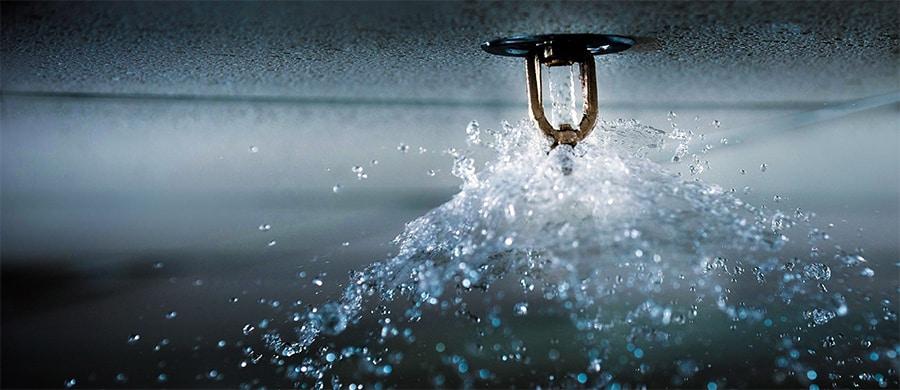 monitored sprinkler systems