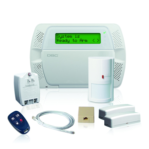 wireless burglar system