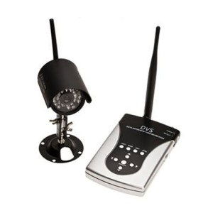 Single Camera Wireless DVR Kit